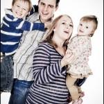 Millard Family Portrait